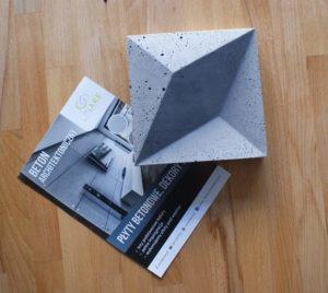 beton 3D cubic