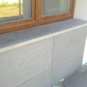 parapet beton