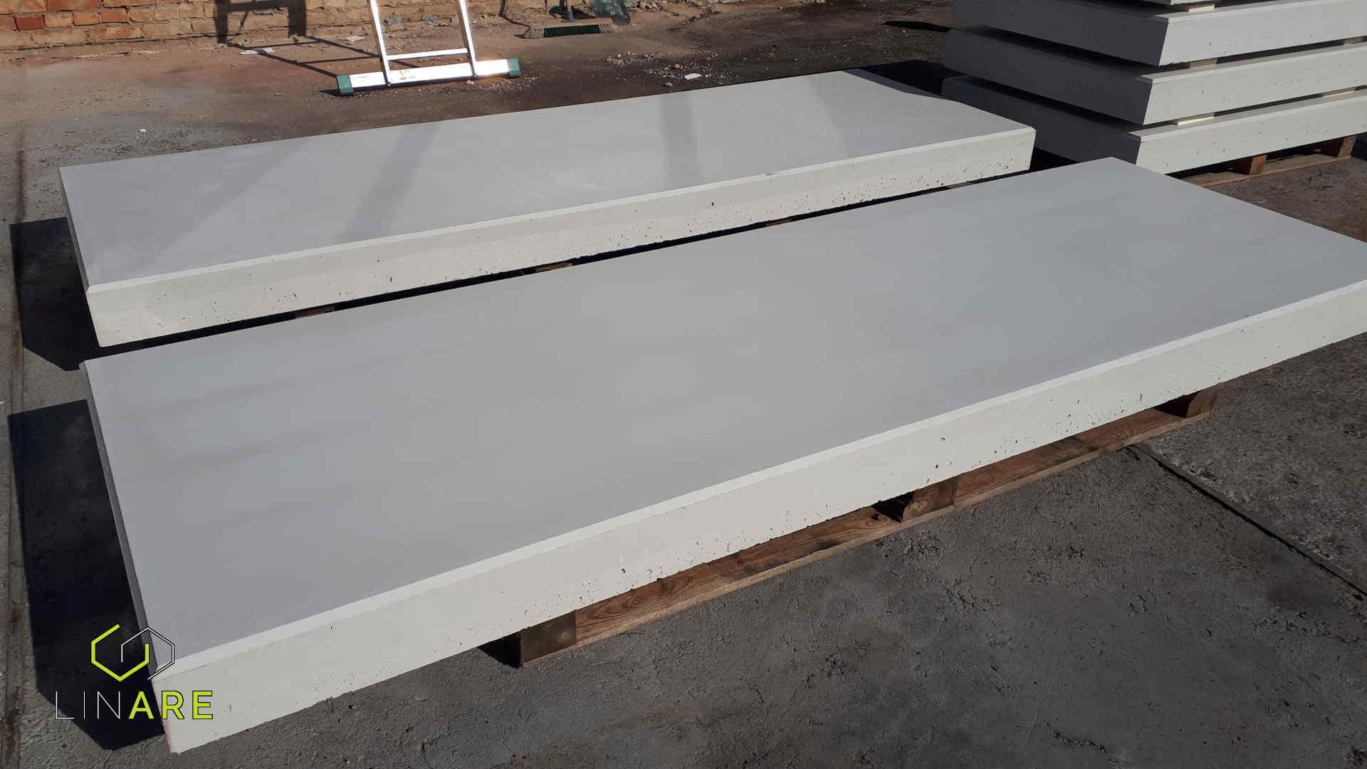 płyta betonowa podjazdowa