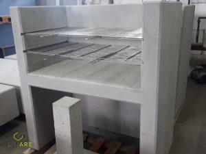 Grill betonowy