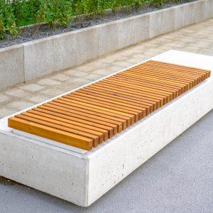 Siedzisko betonowe Warszawa