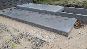 Płyty betonowe ogrodowe z betonu architektonicznego